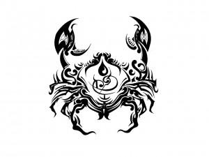 Cancer Tribal Tattoos