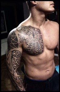 Norse Tribal Tattoos Images