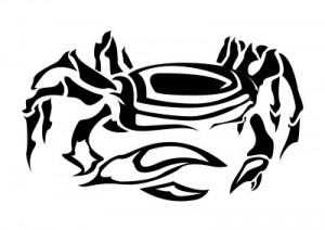 Tribal Cancer Tattoos for Men