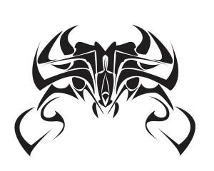 Tribal Cancer Tattoos