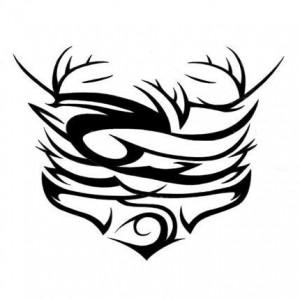 Tribal Warrior Tattoos for Women