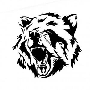 Bear Tribal Tattoos
