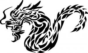 Chinese Tribal Tattoos