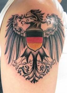 German Tribal Tattoos