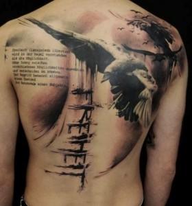 German Tribal Tattoos Designs