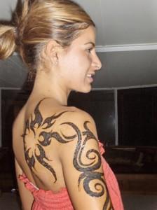 German Tribal Tattoos for Women