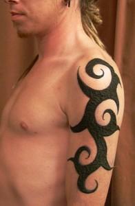 Henna Tattoo Tribal