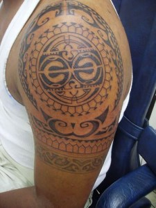Images of Taino Tribal Tattoos