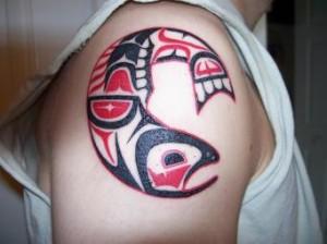 Native American Animal Tattoos