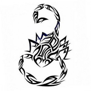 Scorpion Tribal Tattoos