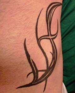 Side Tattoos Tribal