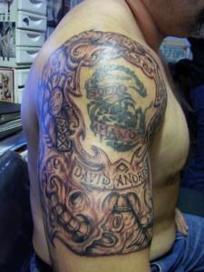 Taino Indian Tribal Tattoos