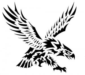 Tattoo Tribal Eagle