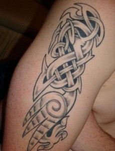 Tattoo Tribal Forearm