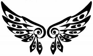 Tattoo Tribal Wings