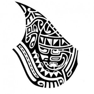 Tribal Chest Tattoos Designs