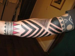 Tribal Forearm Tattoos