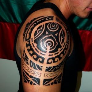 Tribal Samoan Tattoo Designs