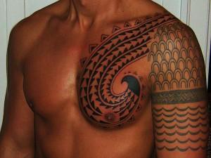 Tribal Tattoo Hawaii
