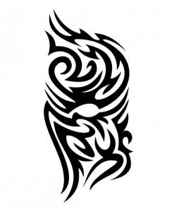 Tribal Tattoo Shoulder