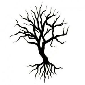 Tribal Trees Tattoos