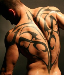 Tribal Warrior Tattoo Pictures
