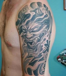 Tribal Sleeve Tattoos for Men