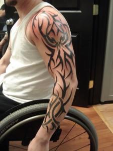 Tribal Tattoo Sleeve Ideas