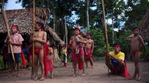 Yanomami Tribe Clothing