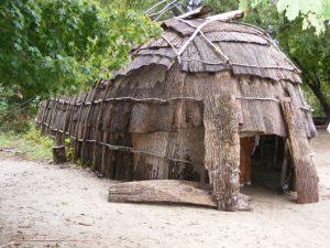 Wampanoag Indians House