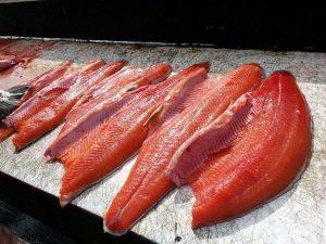 Makah Tribe Foods