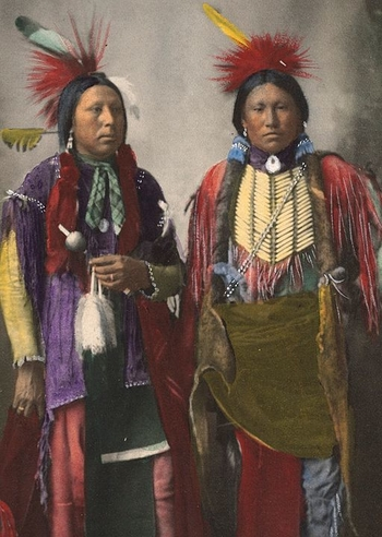 Kiowa Tribe Of Oklahoma Facts History And Culture